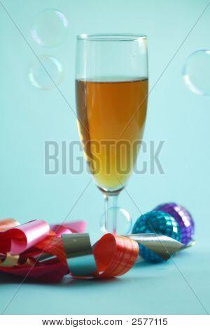 Glass Of Shampagne