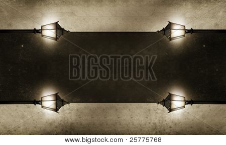 Lighted Board For Your Text