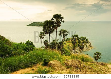 Phromthep cape viewpoint