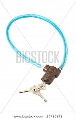 Bicycle Cable Lock