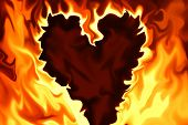 stock photo of hottie  - Heartburn - JPG