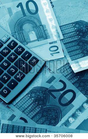 Europäische Währung Banknoten