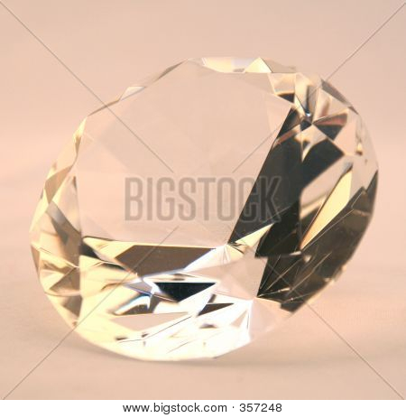 A Diamond Gemstone