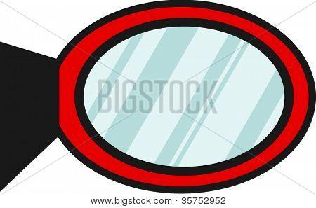 external rear view mirror