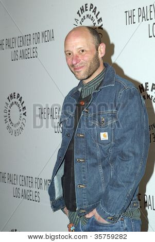 BEVERLY HILLS - MARCH 7: Michael Ornstein arrives at the 2012 Paleyfest