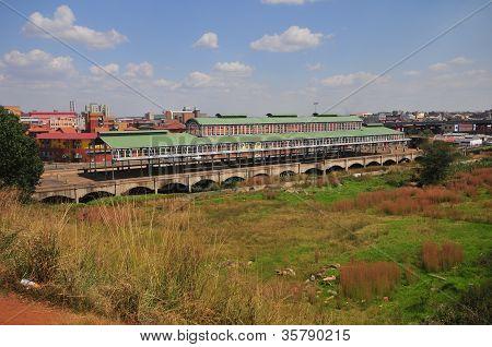 Old Park Station, Johannesburg