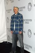 BEVERLY HILLS - MARCH 7: David Labrava arrives at the 2012 Paleyfest