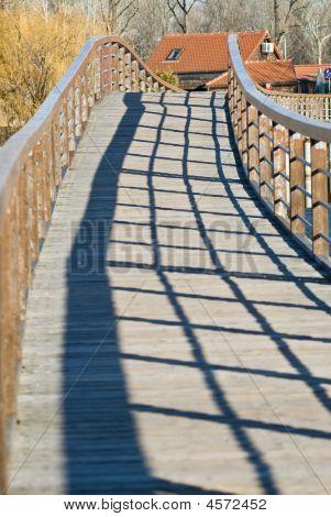Bridge With Shadow