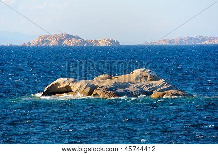 Scoglio Cavalli, Sardinia, Itlay