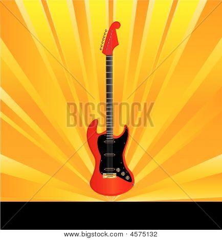 Guitar Sunburst