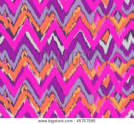 zigzag seamless background tile