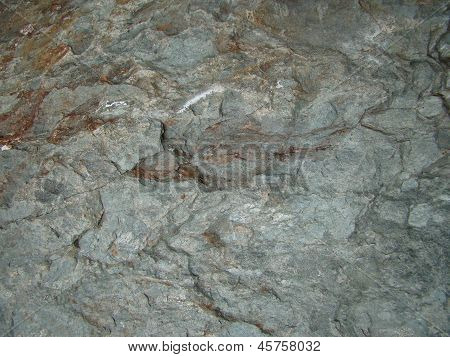 grey rock for background