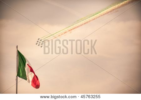 Italy Celebrations