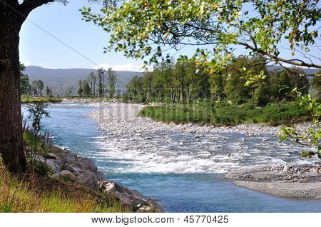 Haupiri River Scene