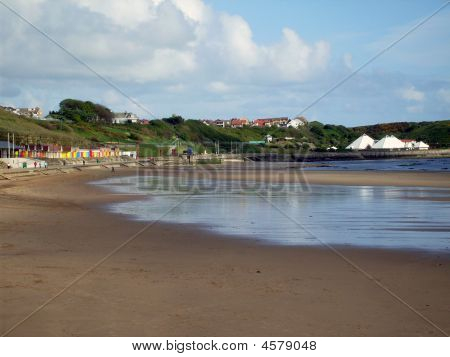Scarborough Beach And Chalets