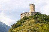 Martigny (switzerland) - Castle