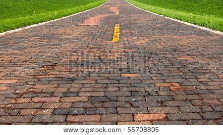 Route 66: Auburn Brick Road, a.k.a.