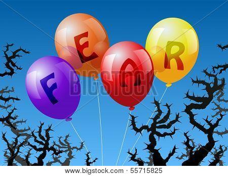 Balloons Fear