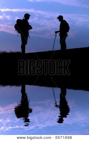 Hiking Reflection