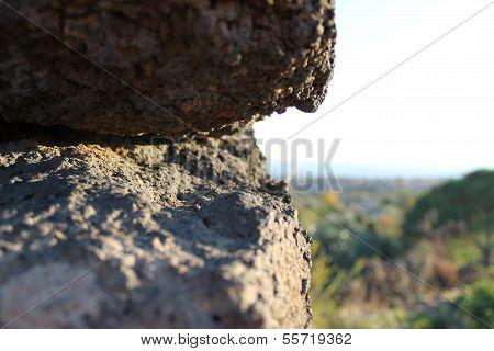Scorcio roccioso