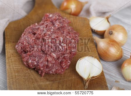 Beef For Cutlets