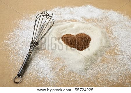 Valentines Day, Heart Of Brawn Sugar