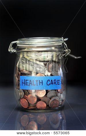 Health Care Jar