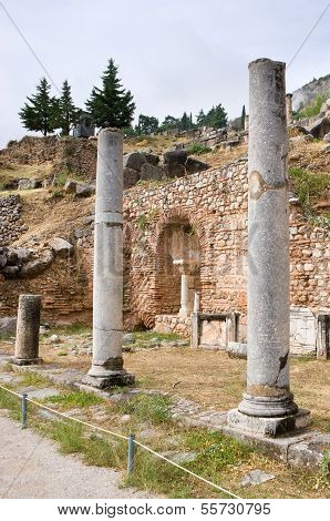 The Old Columns