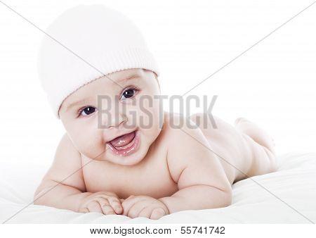 Small Happy Child