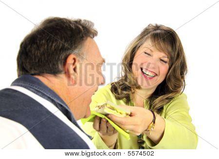 Sharing Couple