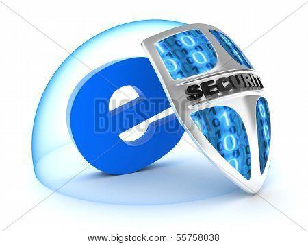 E And Shield