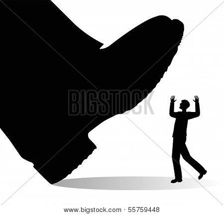 Schuh-Riese