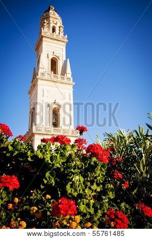 Bell Tower, Lecce Cathedral, Italy