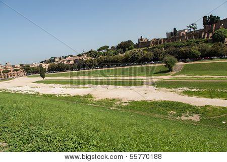 Site Of Circus Maximus