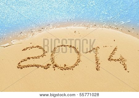 Digits  On The Sand