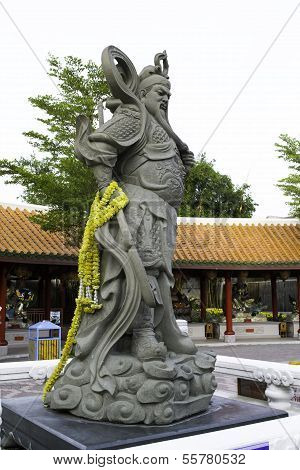 Guan Yu (famous Chinese Warrior)