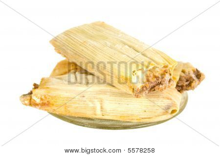 Three Frozen Tamales