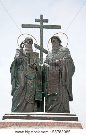 Holy Cyril And Methodius