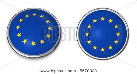 Banner Button European Union
