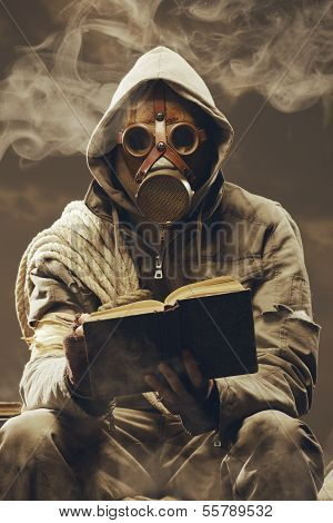 Post-apokalyptischen student