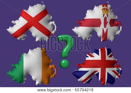 Norther Ireland's flag
