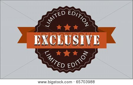 Limited Edition Exclusive Stamp