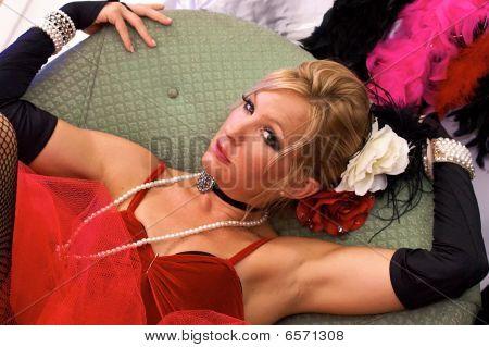 Seductive Madam