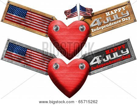 Happy 4Th Of July Independence Day