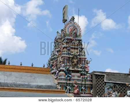 Shri-lanka, The Buddistsky Temple