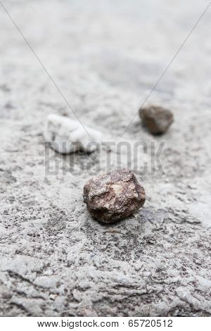 Group Of Small Stones