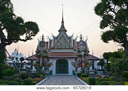 Wat Arun Garden