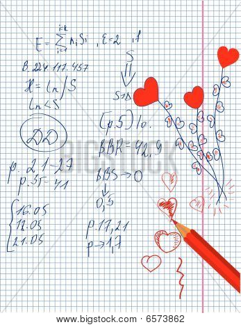Math and love
