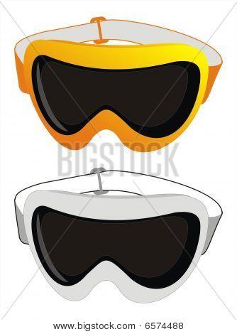 Ski Glasses.