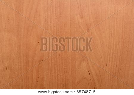 Veneered Wooden Background